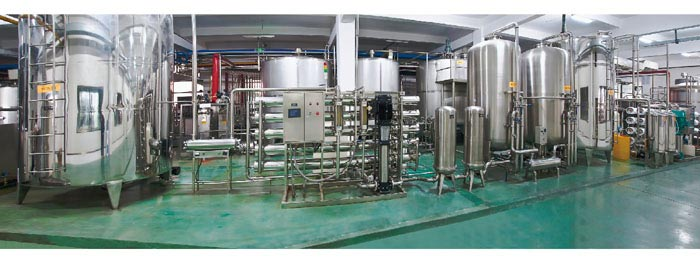 automatic-pure-water-treatment Systems